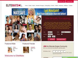 Visit EliteMate.com