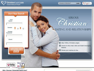 Visit ChristianCupid