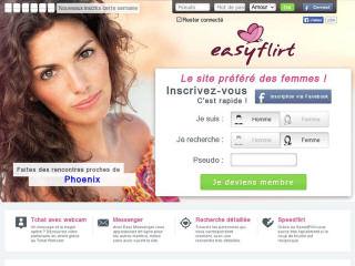 Visit EasyFlirt.com