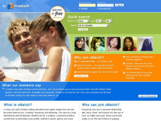 Visit cMatch.com