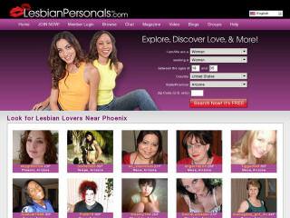 t LesbianPersonals.com