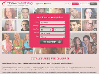 Visit OlderWomenDating