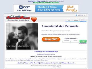 t ArmenianMatch