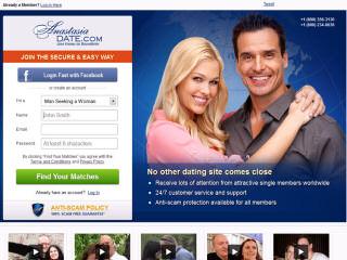 Visit Anastasia Date.com