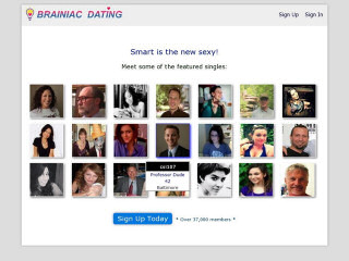 Visit Brainiac Dating