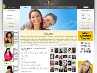 Visit Luvfree.com
