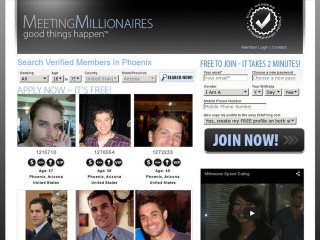 t Meeting Millionaires