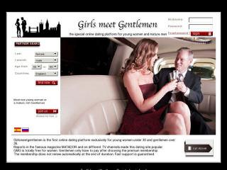 t Girls Meet Gentlemen