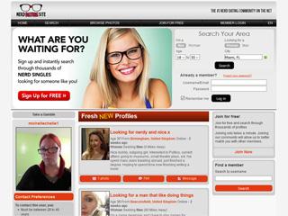 Visit Nerd Dating Site
