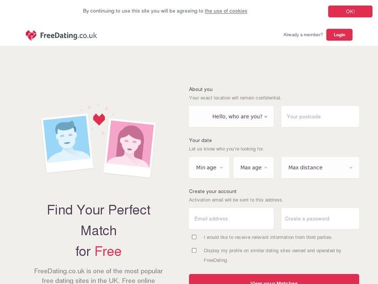 Freedating.couk beste dating sites nederland