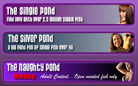 Plenty of fish in the pond dating site updating prl