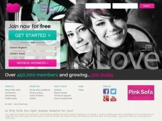 pinksofa.com